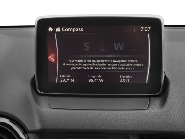 2016 Mazda CX-3 Prices and Values Utility 4D GT 2WD I4 navigation system