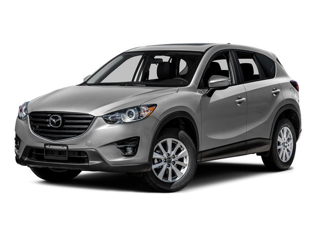 2016 Mazda CX-5 Prices and Values Utility 4D Touring 2WD I4 side front view