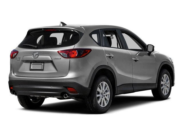 2016 Mazda CX-5 Prices and Values Utility 4D Touring 2WD I4 side rear view