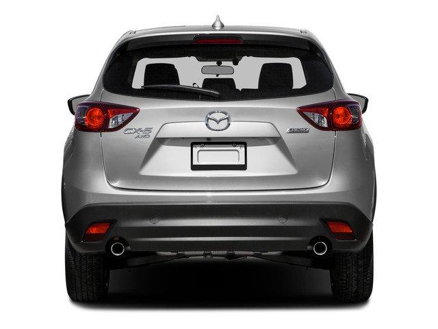 2016 Mazda CX-5 Prices and Values Utility 4D Touring 2WD I4 rear view
