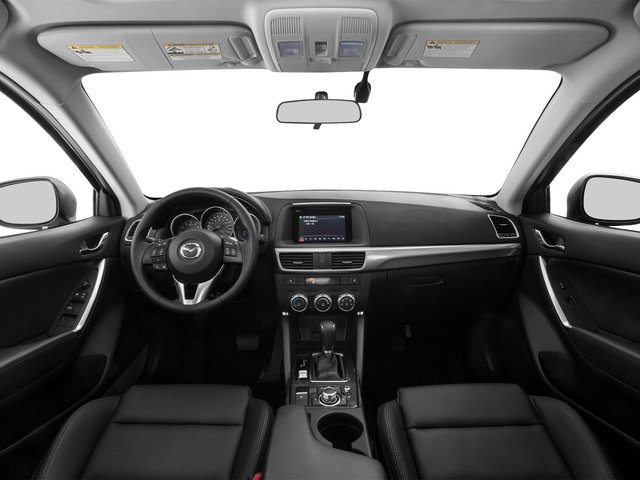 2016 Mazda CX-5 Prices and Values Utility 4D Touring AWD I4 full dashboard