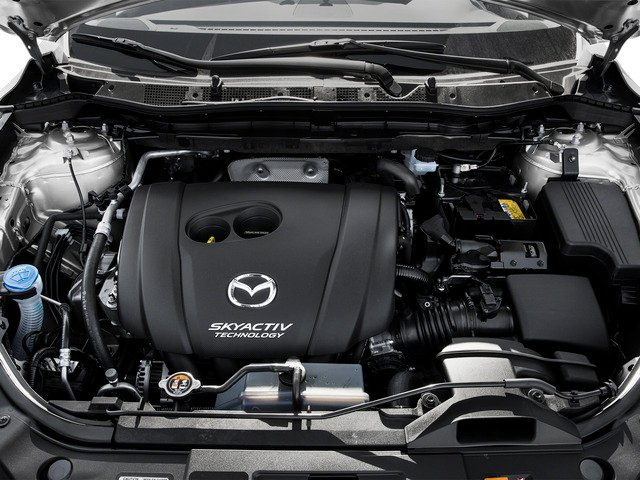 2016 Mazda CX-5 Prices and Values Utility 4D Touring AWD I4 engine