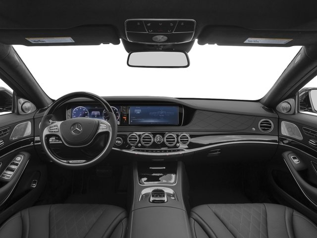 2016 Mercedes-Benz S-Class Pictures S-Class Sedan 4D S600 V12 Turbo photos full dashboard