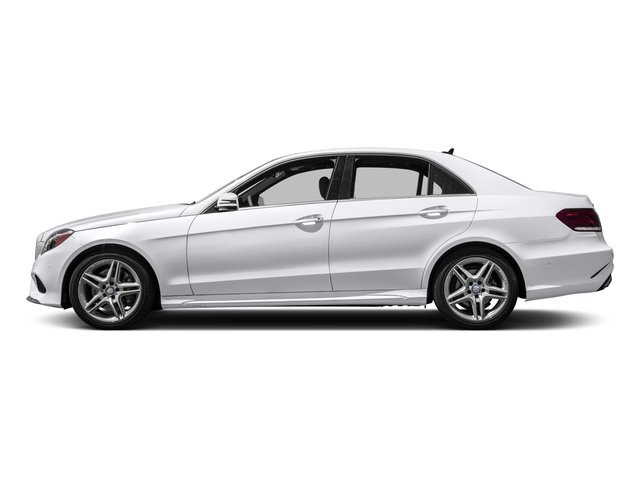 2016 Mercedes-Benz E-Class Prices and Values Sedan 4D E350 AWD V6 side view