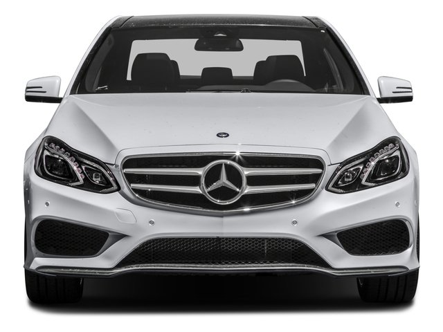 2016 Mercedes-Benz E-Class Prices and Values Sedan 4D E350 AWD V6 front view