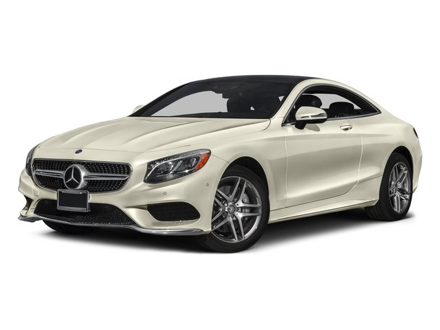 2016 Mercedes-Benz S-Class Prices and Values Coupe 2D S550 AWD V8 Turbo side front view