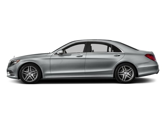 2016 Mercedes-Benz S-Class Prices and Values Sedan 4D S550 AWD V8 Turbo side view