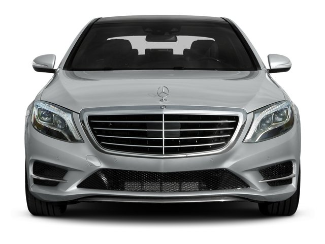 2016 Mercedes-Benz S-Class Prices and Values Sedan 4D S550 AWD V8 Turbo front view