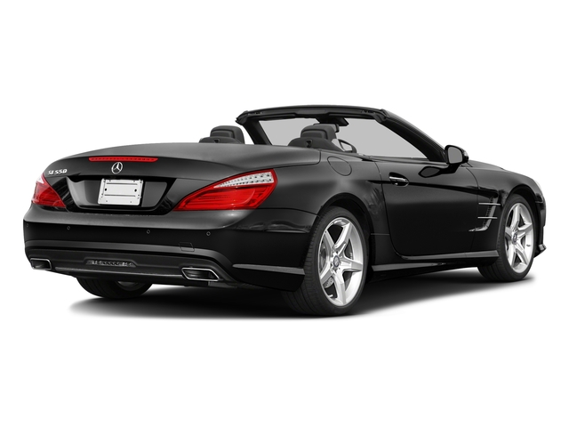 2016 Mercedes-Benz SL Prices and Values Roadster 2D SL550 V8 Turbo side rear view
