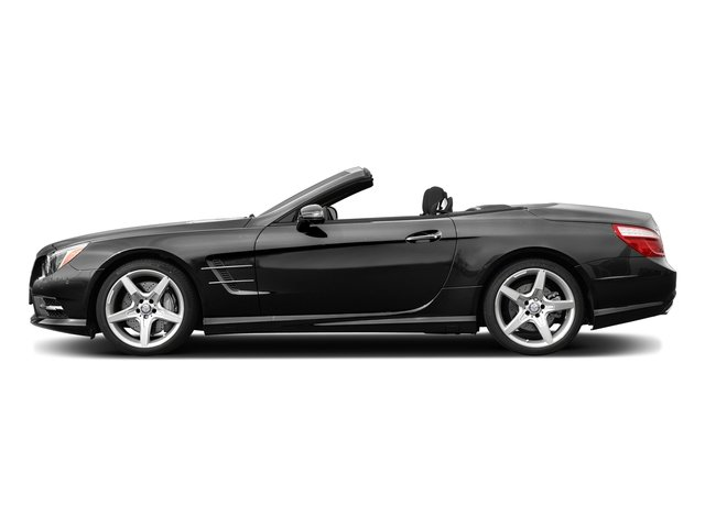 2016 Mercedes-Benz SL Prices and Values Roadster 2D SL550 V8 Turbo side view