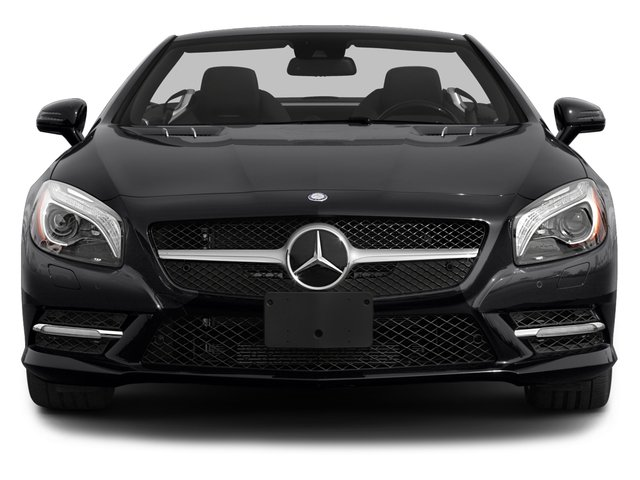 2016 Mercedes-Benz SL Prices and Values Roadster 2D SL550 V8 Turbo front view