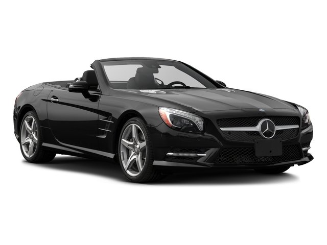 2016 Mercedes-Benz SL Prices and Values Roadster 2D SL550 V8 Turbo side front view