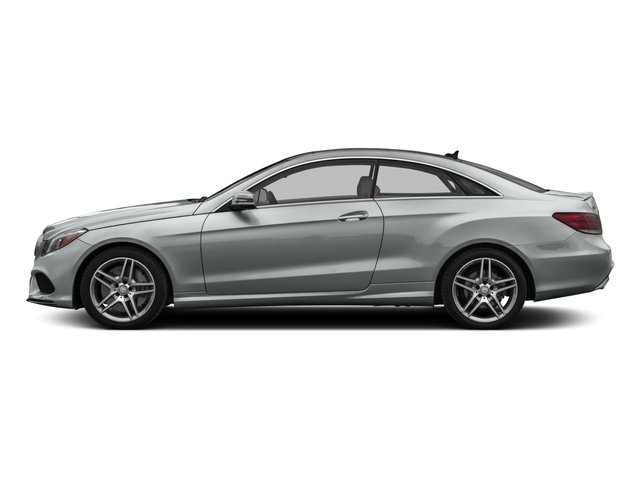 2016 Mercedes-Benz E-Class Prices and Values Coupe 2D E550 V8 Turbo side view