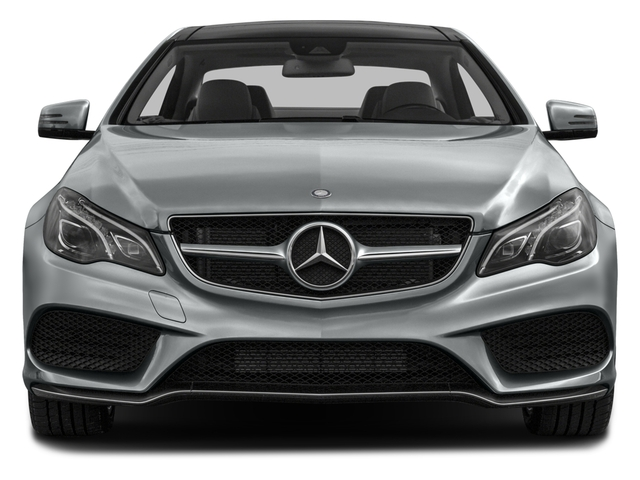 2016 Mercedes-Benz E-Class Prices and Values Coupe 2D E550 V8 Turbo front view