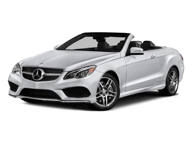 2016 Mercedes-Benz E-Class Prices and Values Convertible 2D E550 V8 Turbo