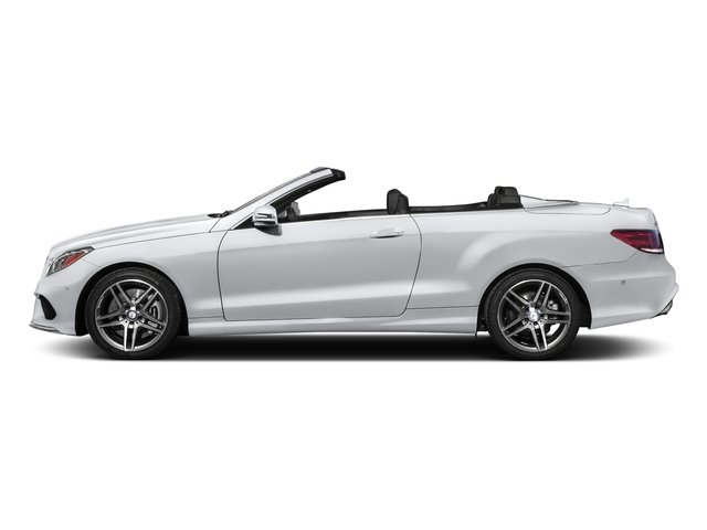 2016 Mercedes-Benz E-Class Prices and Values Convertible 2D E550 V8 Turbo side view