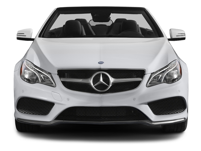 2016 Mercedes-Benz E-Class Prices and Values Convertible 2D E550 V8 Turbo front view