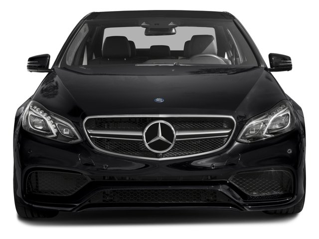 2016 Mercedes-Benz E-Class Prices and Values Sedan 4D E63 AMG S AWD V8 Turbo front view