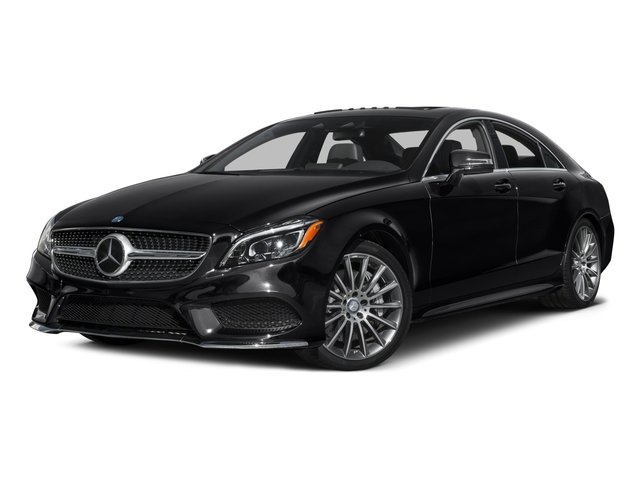 2016 Mercedes-Benz CLS Prices and Values Sedan 4D CLS550 V8 Turbo side front view