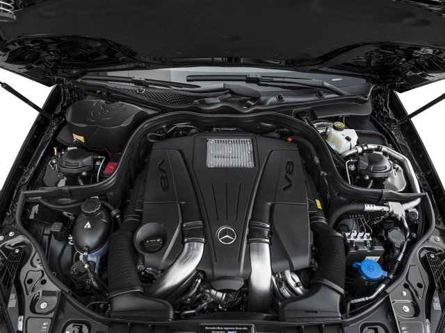 2016 Mercedes-Benz CLS Prices and Values Sedan 4D CLS550 V8 Turbo engine