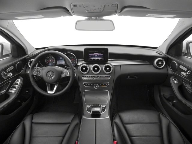 2016 Mercedes-Benz C-Class Prices and Values Sedan 4D C300 AWD I4 Turbo full dashboard