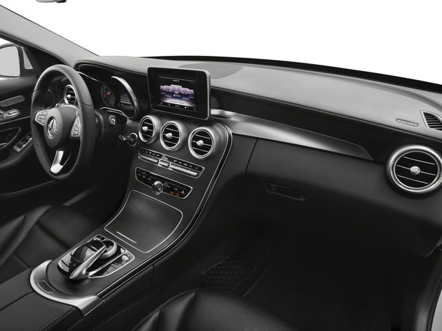 2016 Mercedes-Benz C-Class Prices and Values Sedan 4D C300 AWD I4 Turbo passenger's dashboard