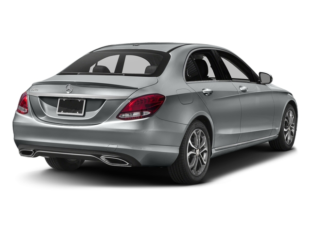 2016 Mercedes-Benz C-Class Prices and Values Sedan 4D C300 I4 Turbo side rear view