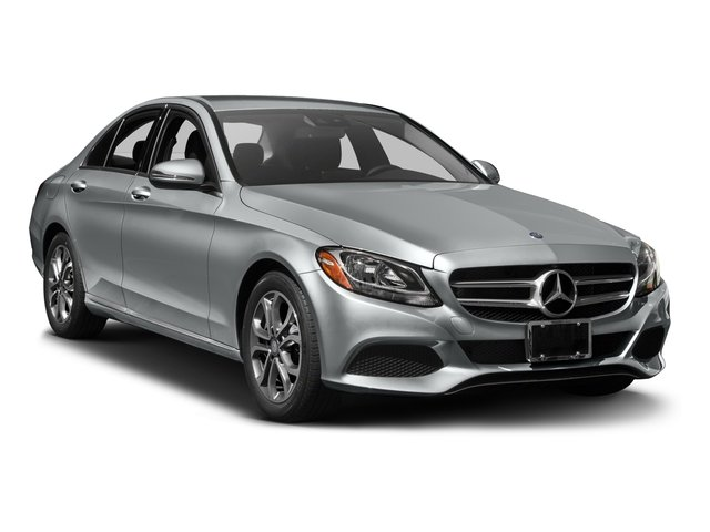 2016 Mercedes-Benz C-Class Prices and Values Sedan 4D C300 I4 Turbo side front view