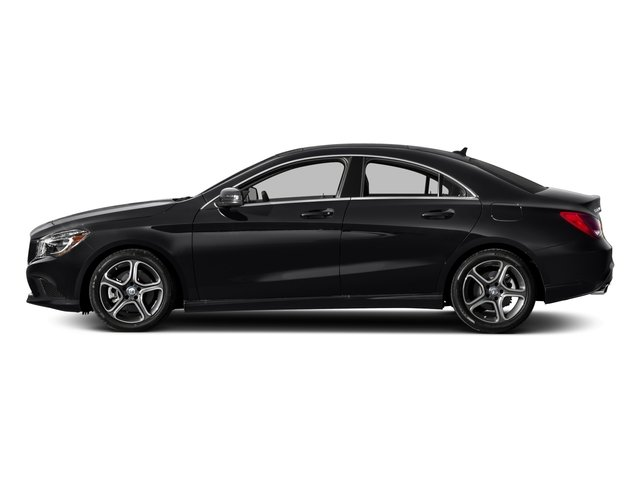 2016 Mercedes-Benz CLA Prices and Values Sedan 4D CLA250 I4 Turbo side view