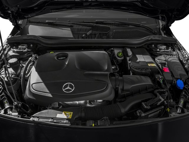 2016 Mercedes-Benz CLA Prices and Values Sedan 4D CLA250 I4 Turbo engine