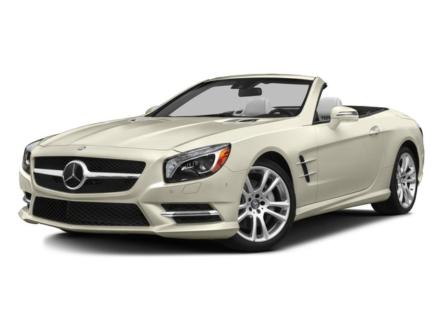 2016 Mercedes-Benz SL Prices and Values Roadster 2D SL400 V6 Turbo