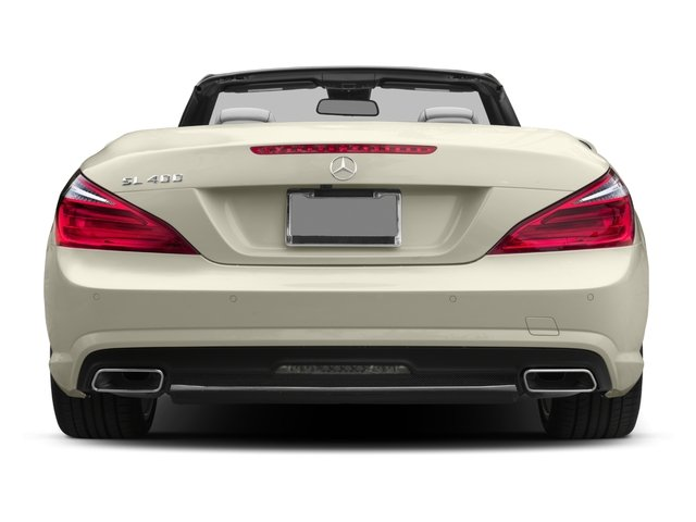 2016 Mercedes-Benz SL Prices and Values Roadster 2D SL400 V6 Turbo rear view