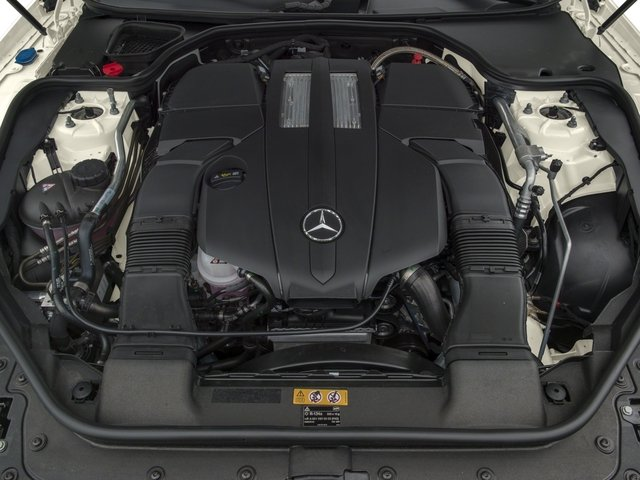2016 Mercedes-Benz SL Prices and Values Roadster 2D SL400 V6 Turbo engine