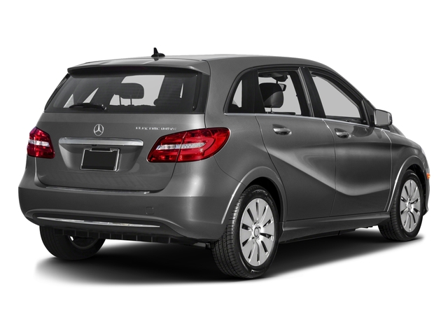 2016 Mercedes-Benz B-Class Prices and Values Hatchback 5D Electric Drive side rear view