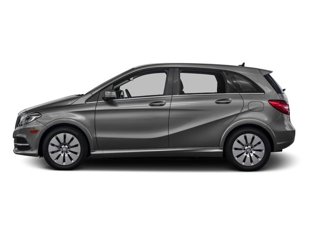 2016 Mercedes-Benz B-Class Prices and Values Hatchback 5D Electric Drive side view