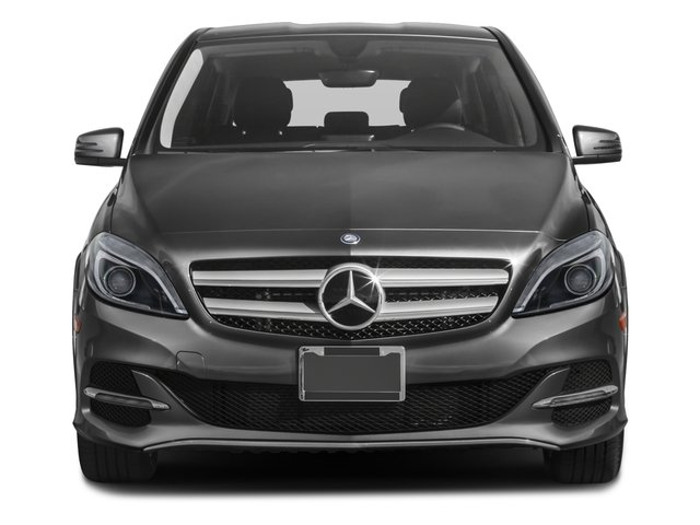 2016 Mercedes-Benz B-Class Prices and Values Hatchback 5D Electric Drive front view
