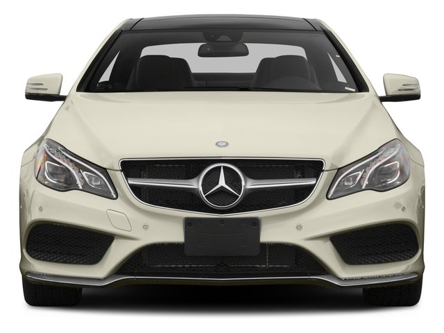 2016 Mercedes-Benz E-Class Prices and Values Coupe 2D E400 V6 Turbo front view