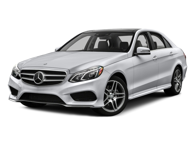 2016 Mercedes-Benz E-Class Prices and Values Sedan 4D E400 V6 Turbo side front view