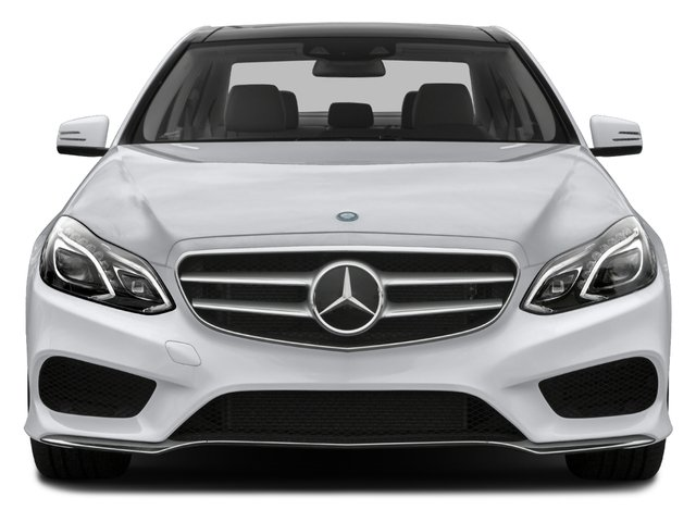 2016 Mercedes-Benz E-Class Prices and Values Sedan 4D E400 V6 Turbo front view