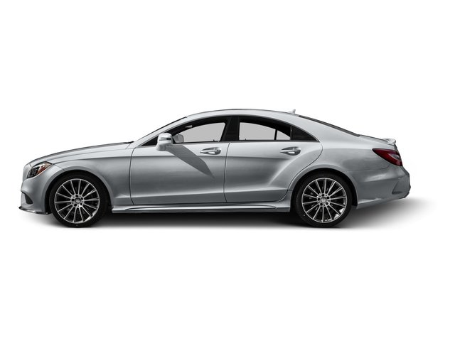 2016 Mercedes-Benz CLS Pictures CLS Sedan 4D CLS400 V6 Turbo photos side view
