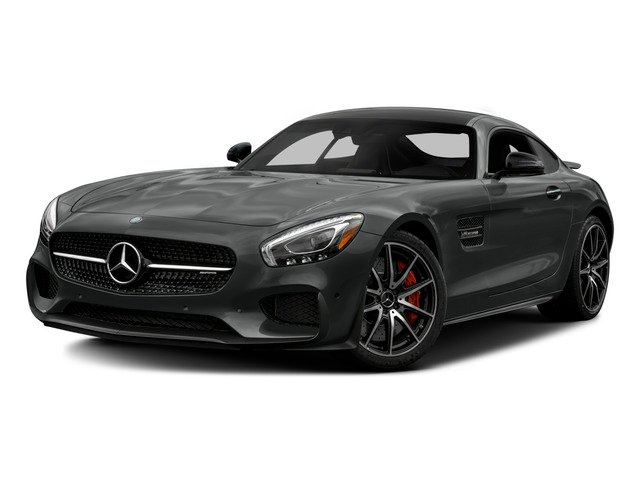2016 Mercedes-Benz AMG GT Prices and Values S 2 Door Coupe side front view