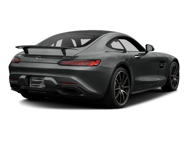 2016 Mercedes-Benz AMG GT Prices and Values S 2 Door Coupe side rear view