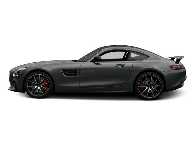 2016 Mercedes-Benz AMG GT Prices and Values S 2 Door Coupe side view