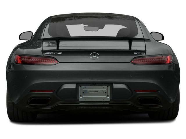 2016 Mercedes-Benz AMG GT Prices and Values S 2 Door Coupe rear view