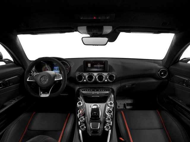 2016 Mercedes-Benz AMG GT Prices and Values S 2 Door Coupe full dashboard