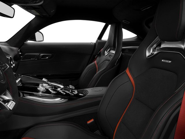 2016 Mercedes-Benz AMG GT Prices and Values S 2 Door Coupe front seat interior