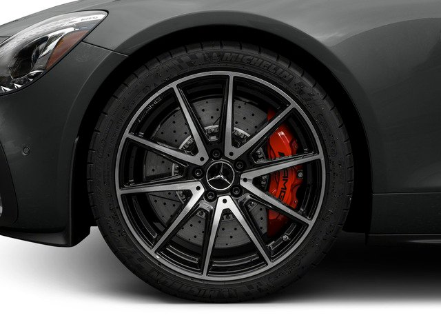 2016 Mercedes-Benz AMG GT Prices and Values S 2 Door Coupe wheel