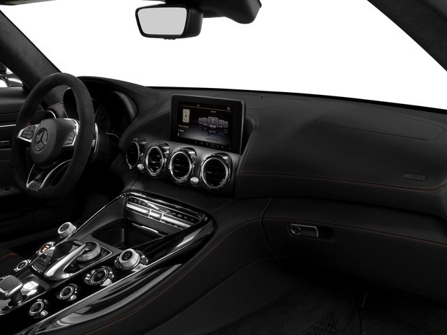 2016 Mercedes-Benz AMG GT Prices and Values S 2 Door Coupe passenger's dashboard