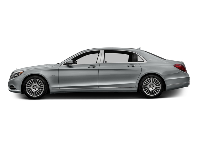2016 Mercedes-Benz S-Class Prices and Values Sedan 4D S600 Maybach V12 Turbo side view
