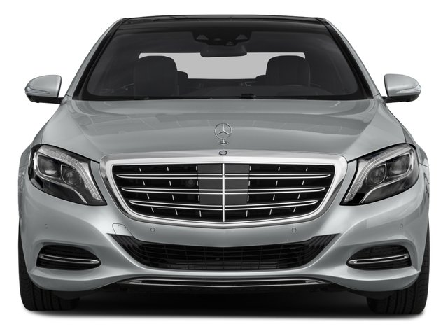 2016 Mercedes-Benz S-Class Prices and Values Sedan 4D S600 Maybach V12 Turbo front view